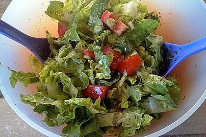 Einfacher Salat 4