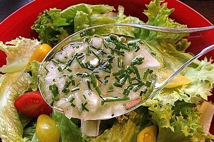 Einfacher Salat 1