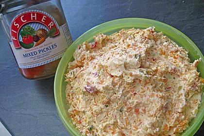 Mixed Pickels-Dip