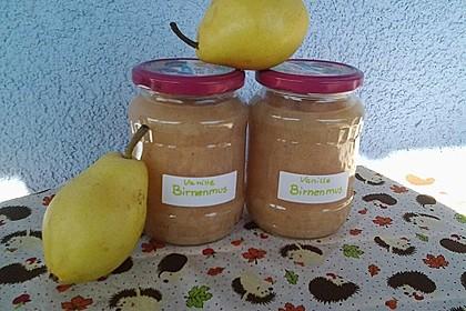 Birnen-Kompott 3