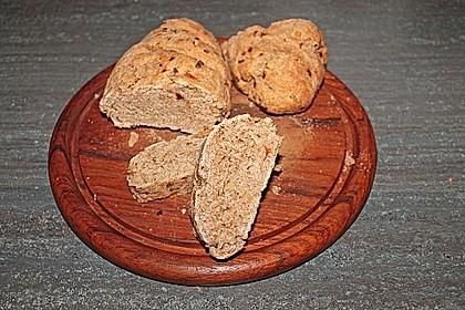 Schnelles Baguette mit Röstzwiebeln 14