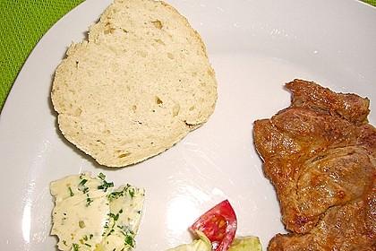 Schnelles Baguette mit Röstzwiebeln 22