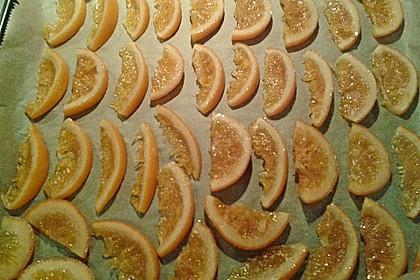 Kandierte Orangen 8