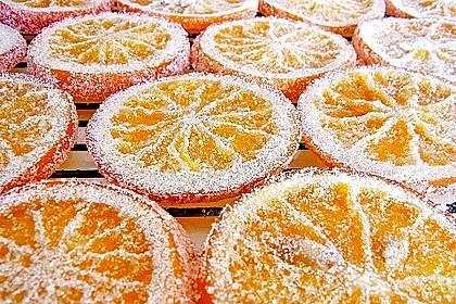 Kandierte Orangen 1