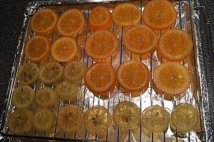 Kandierte Orangen 5
