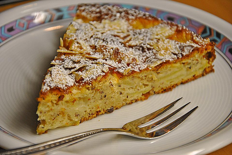 Apfel Nuss Kuchen Von Fluse13 Chefkoch De