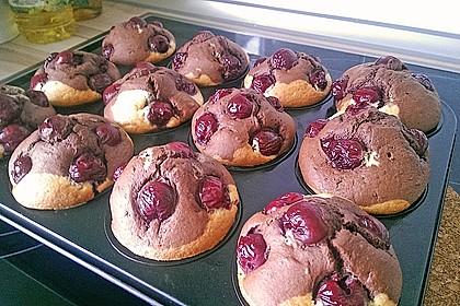 Schneewittchen-Cupcakes 6