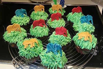 Schneewittchen-Cupcakes 9
