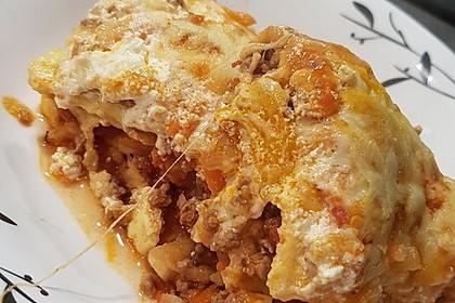 LowCarb Lasagne 9