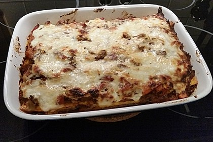 LowCarb Lasagne 1