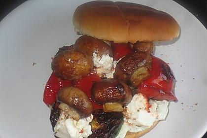 Veggi Burger 1