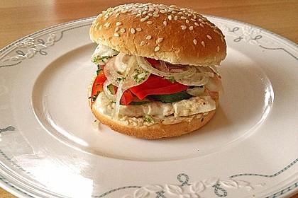 Veggi Burger