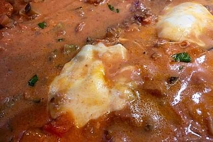 Hackfleischpfanne mit Tomaten und Gemüse 54