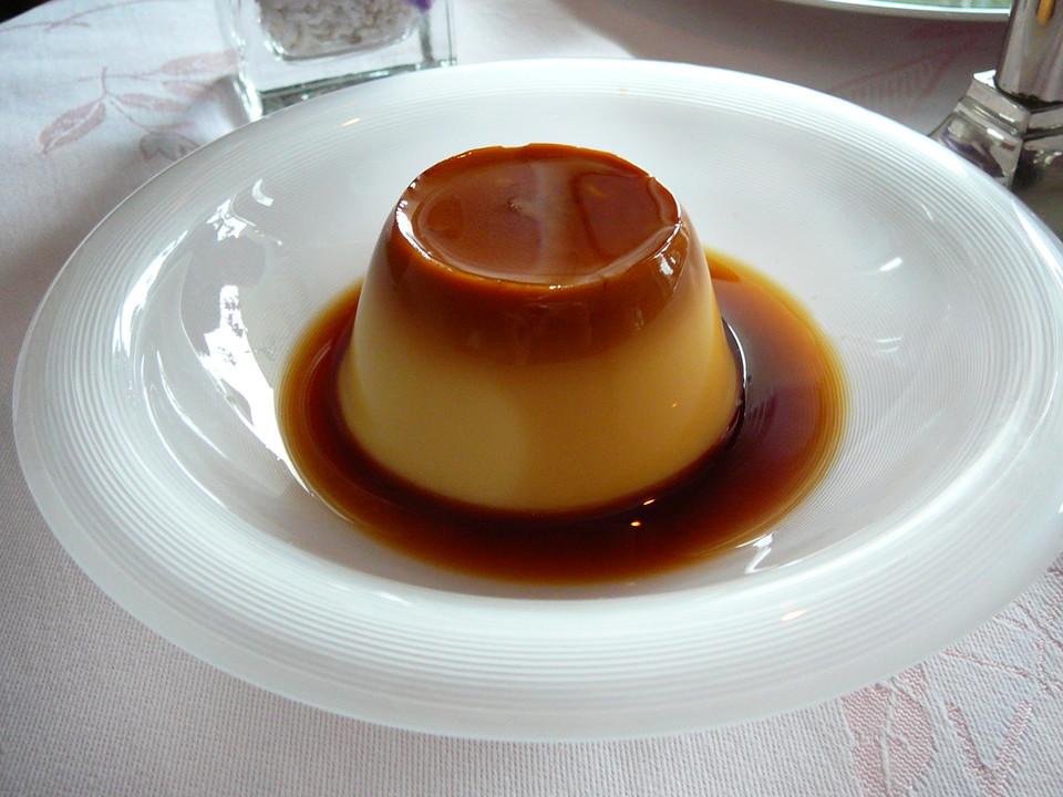 Crème Caramel Ein Sehr Schönes Rezept Chefkoch
