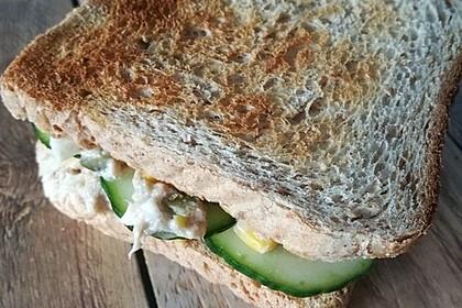 Thunfisch - Sandwich 1