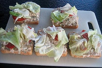 Thunfisch - Sandwich 3