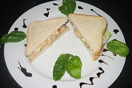 Thunfisch - Sandwich