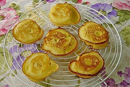 Fritierte Apfelringe 2