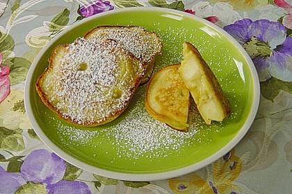 Fritierte Apfelringe 3