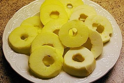 Fritierte Apfelringe 5