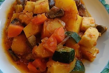 Sellerie-Kartoffel Eintopf (Bild)
