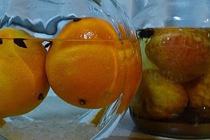 Orangenlikör 7