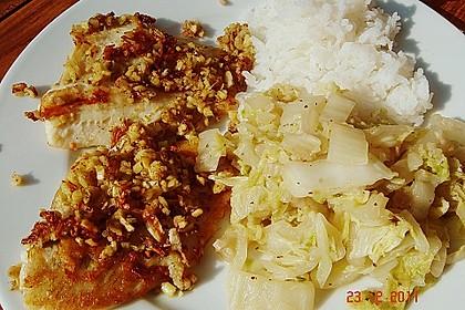 Gebratener Fisch aus Südthailand 1