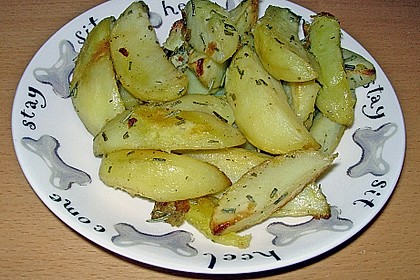 Psitos Rosmarinkartoffeln 2