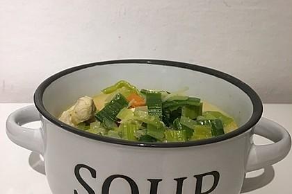 Thailändische Suppe 4