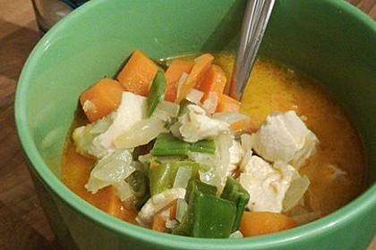 Thailändische Suppe 1