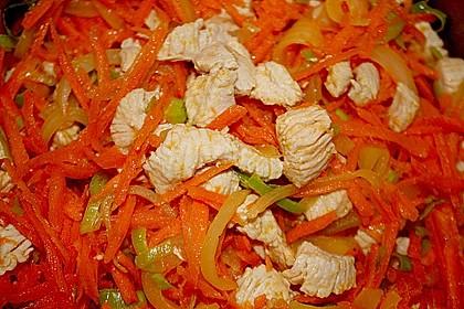Thailändische Suppe 9