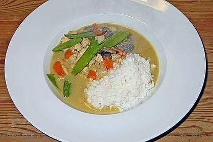 Thailändische Suppe 7