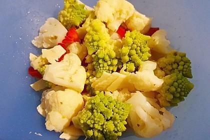 Salatdressing Essig und Öl 2