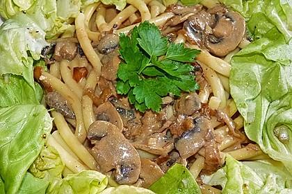 Salatdressing Essig und Öl 7