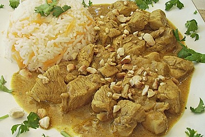 Indisches Chicken Korma 24