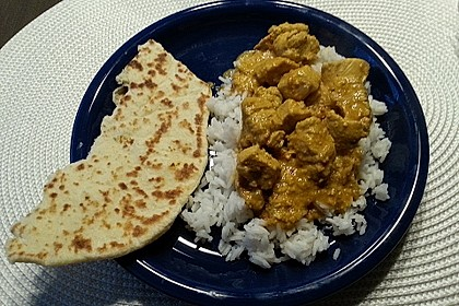 Indisches Chicken Korma 13