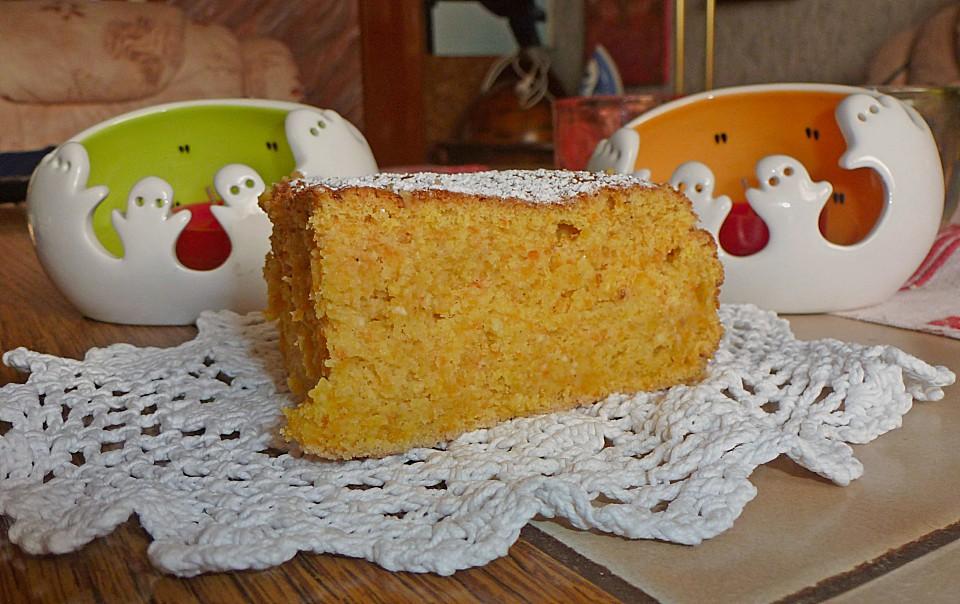 Karotten Nuss Kuchen Von Ixplora Chefkoch De