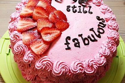 Erdbeer - Yogurette - Torte 14