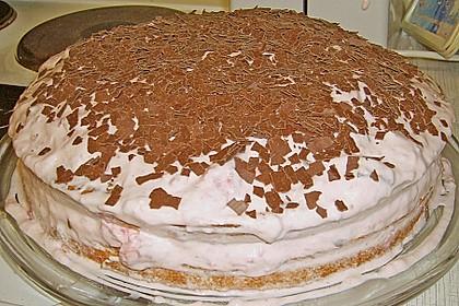 Erdbeer - Yogurette - Torte 101