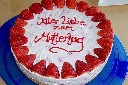 Erdbeer - Yogurette - Torte 39