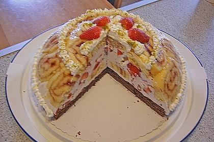 Erdbeer - Yogurette - Torte 106