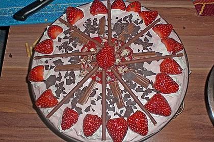 Erdbeer - Yogurette - Torte 78