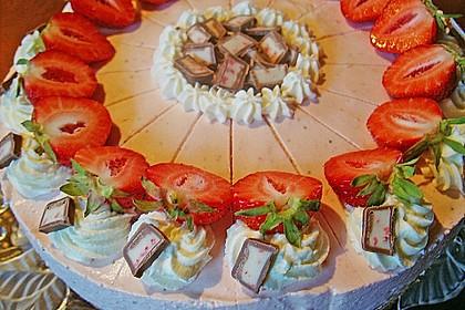 Erdbeer - Yogurette - Torte 36