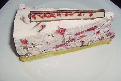 Erdbeer - Yogurette - Torte 92