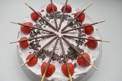 Erdbeer - Yogurette - Torte 88