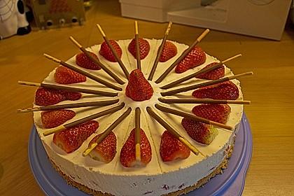 Erdbeer - Yogurette - Torte 47