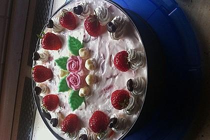 Erdbeer - Yogurette - Torte 89