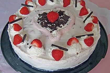 Erdbeer - Yogurette - Torte 58