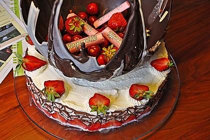 Erdbeer - Yogurette - Torte 26