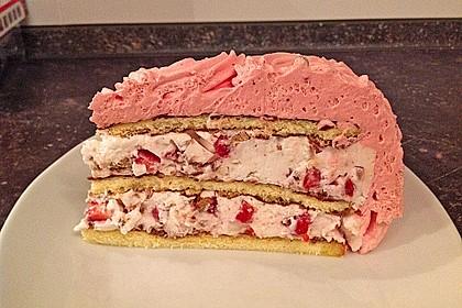 Erdbeer - Yogurette - Torte 86